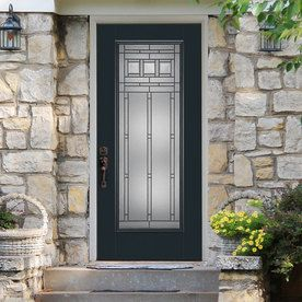 Masonite Craftsman 36 In X 80 In Fiberglass Full Lite Left Hand Inswing Eclipse Painted Prehung Single Front Door Brickmould Included Lowes Com Entry Doors Craftsman Door Glass Decor Masonite 2019 exterior doors catalog. entry doors craftsman door glass decor