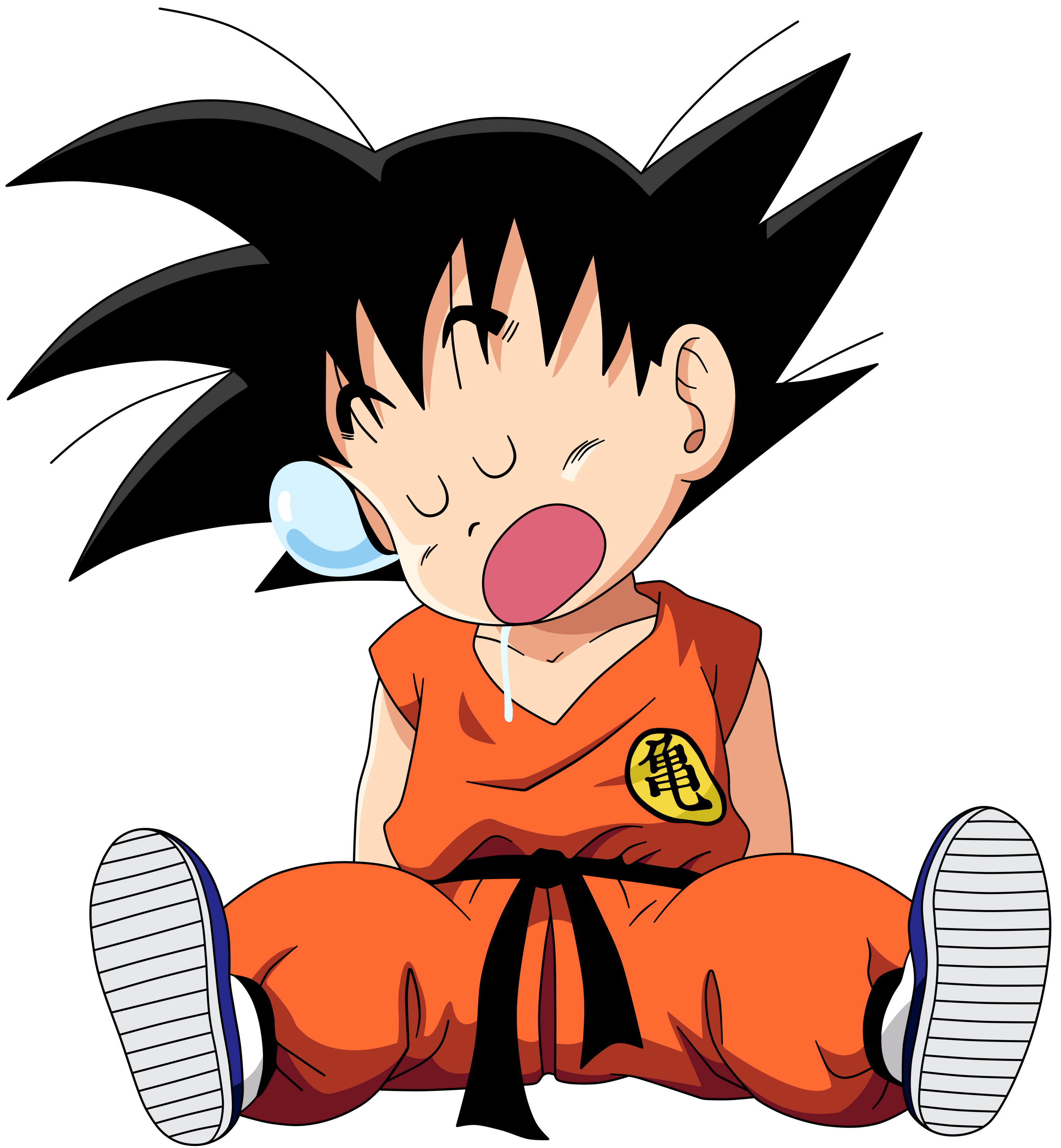 Dragon Ball - Kid Goku 33 By Superjmanplay2  Dragon Ball -8978