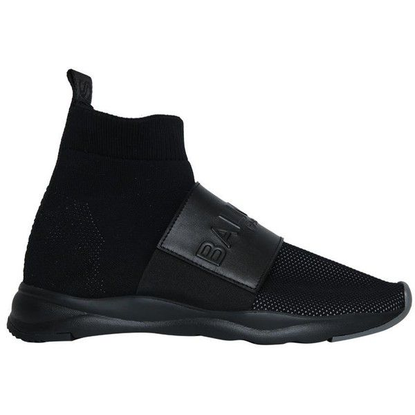 Balmain Cameron 00 knit sneakers fashion shoes clearance  hot sale online