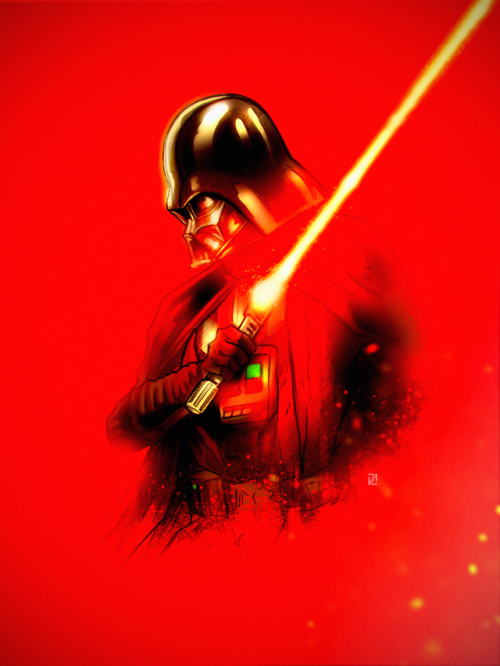 Lord Vader Diego Carneiro Star Wars Images Star Wars Tribute Star Wars Pictures