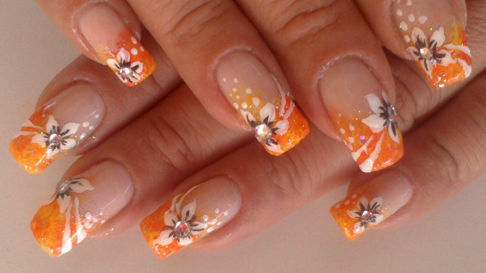 The Advantages of Nail Art | NAIL ART | Pinterest
