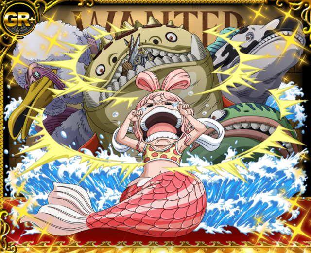 アドログ ワンピース 画像 セレッソ アニメ 魚 人