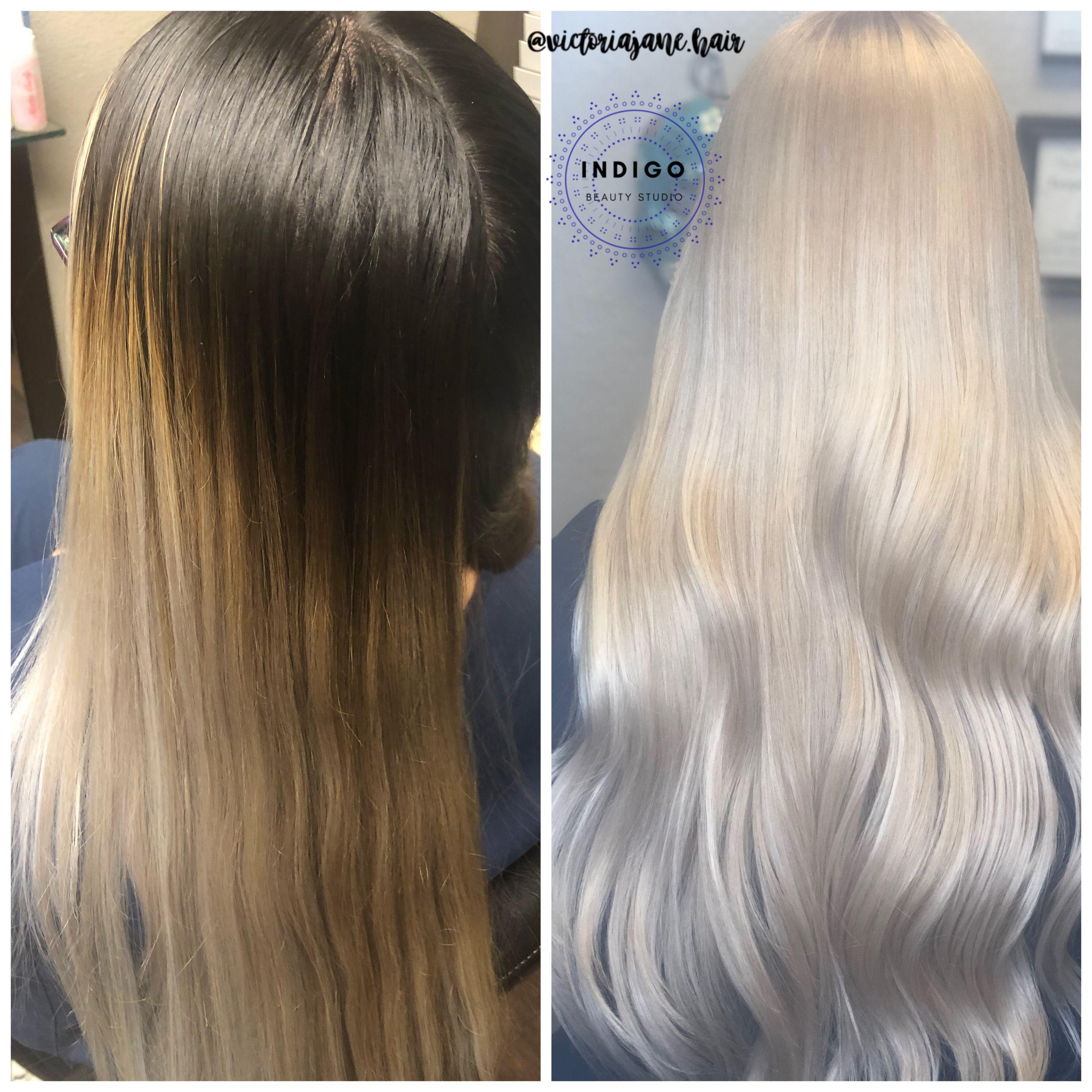 Platinum Card Platinum Color Correction Long Hair Styles