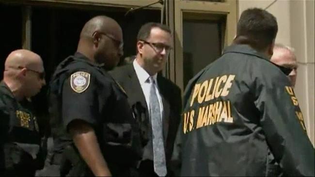 Jared Fogle onetime face of Subway faces years in prison for