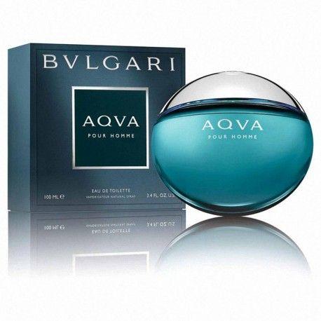 perfume de hombre aqua bvlgari