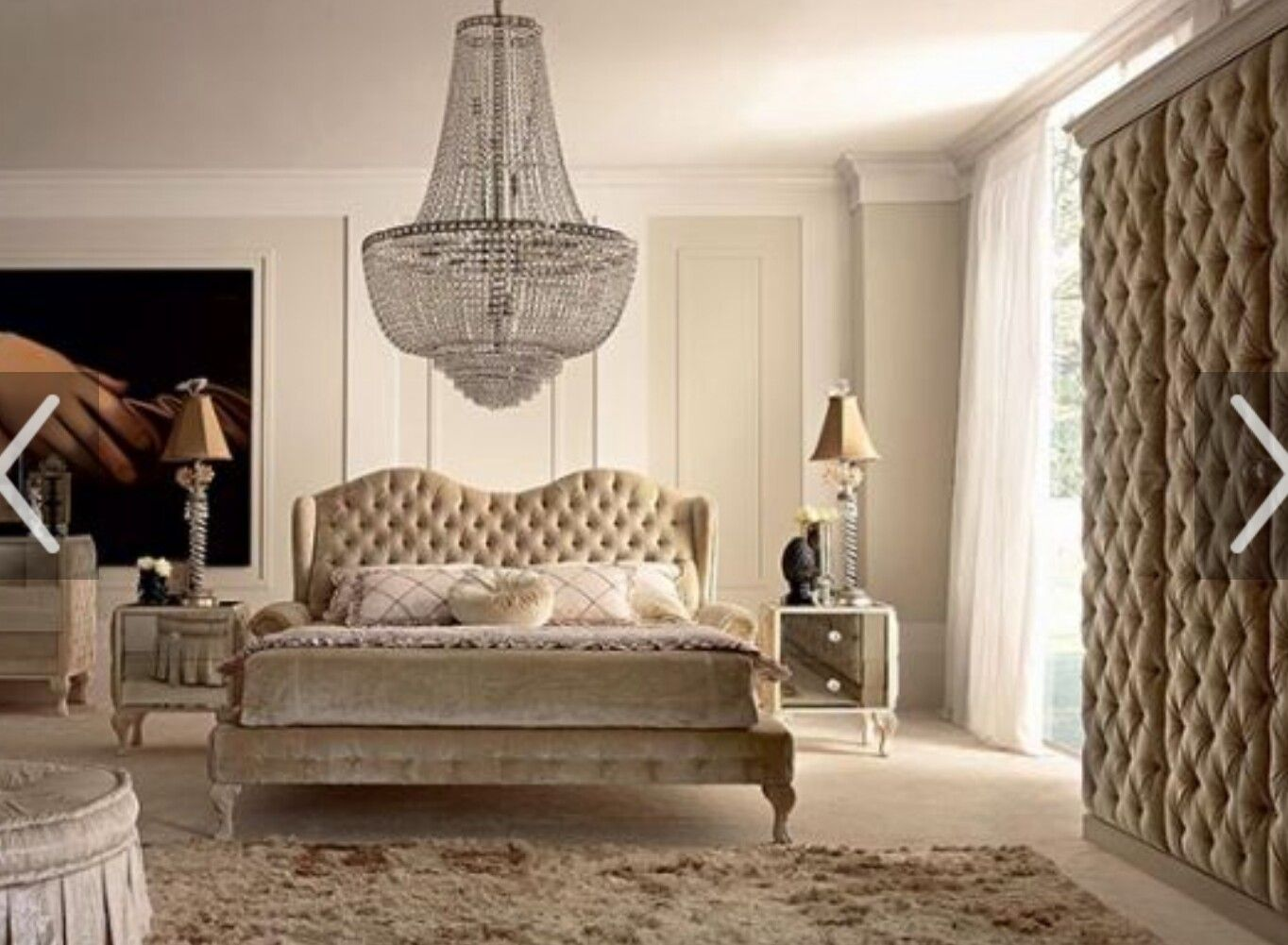 Luxury Bedroom Suggestions By Dolfi Dolfi
