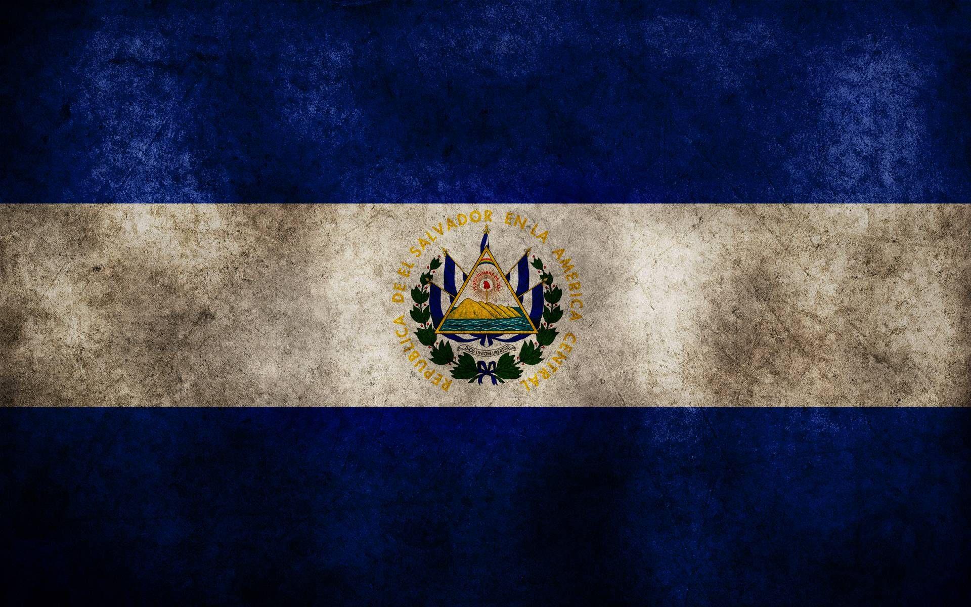 5e1669537c El Salvador Flag Wallpapers - Wallpaper Cave   El salvador in 2019 ...