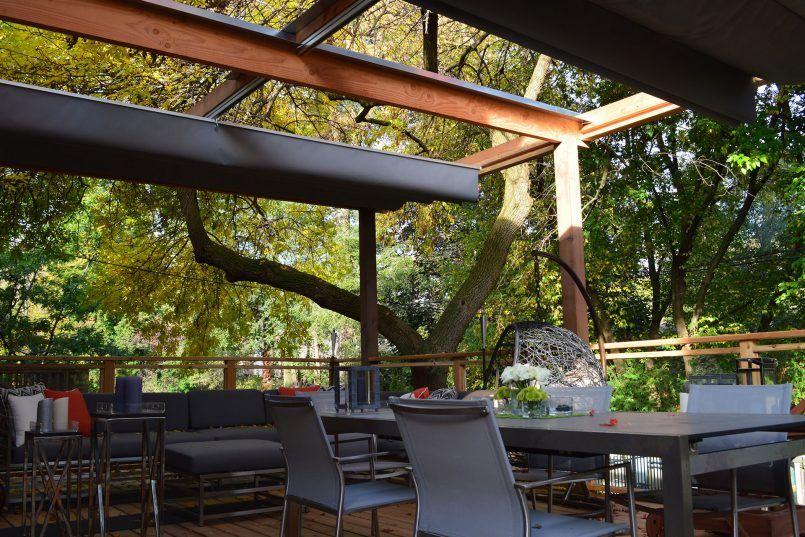 Patio Covers Diy Deck Roof Overhead