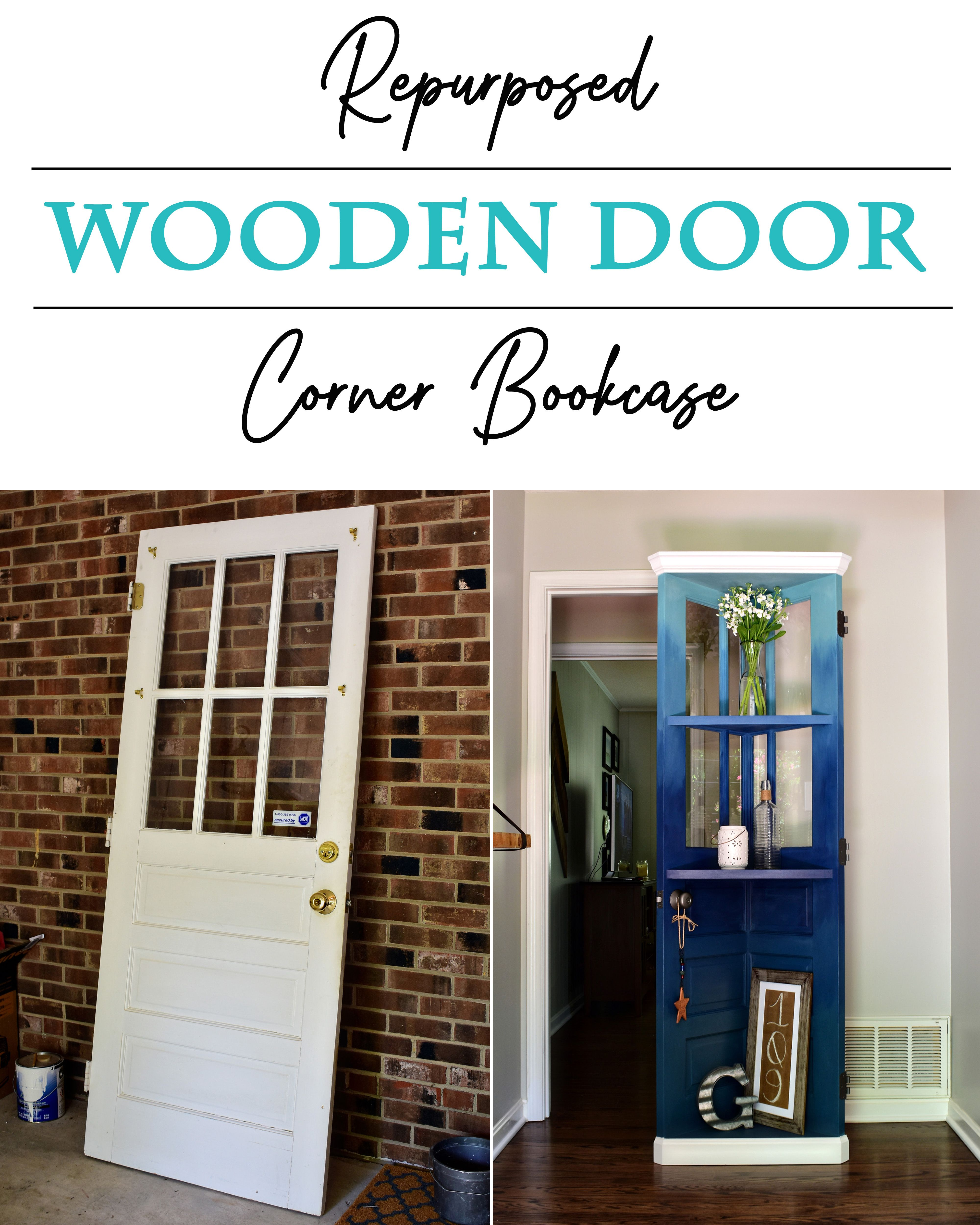 Photo of Wooden Door Re-purpose