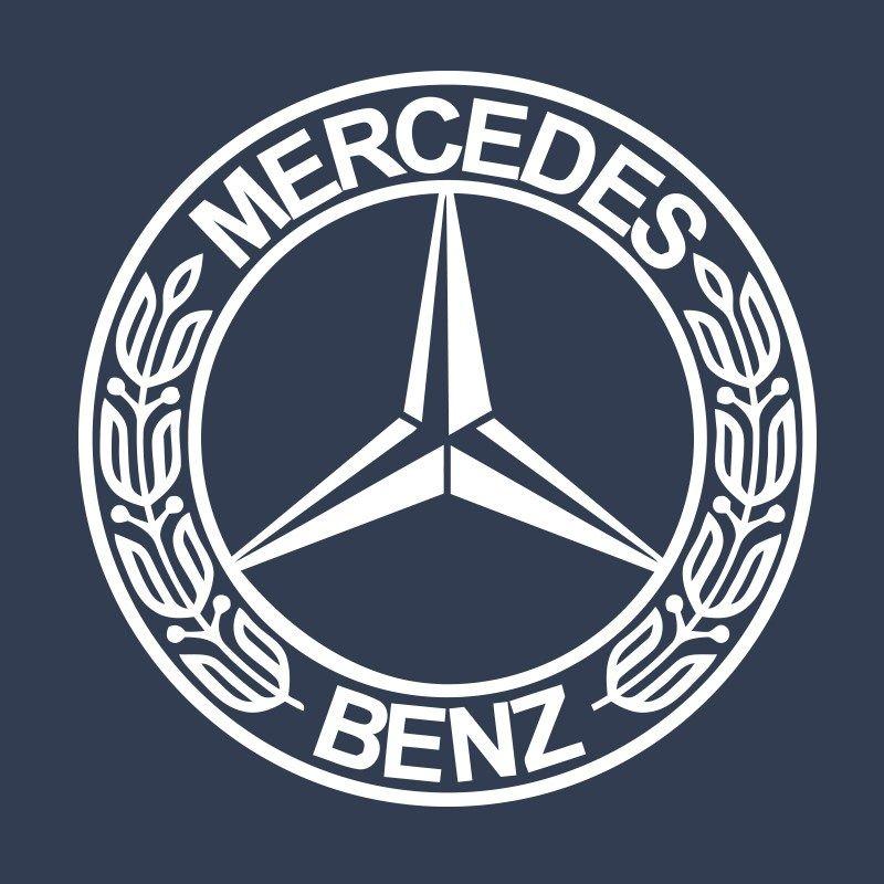 Vintage Mercedes Benz Logo Graphic T Shirt Super Graphic Tees