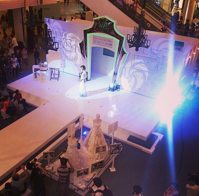 "My event ; We are in love 2013, Sep.27-29 @ Siam Paragon. ""Design by zad 392"""