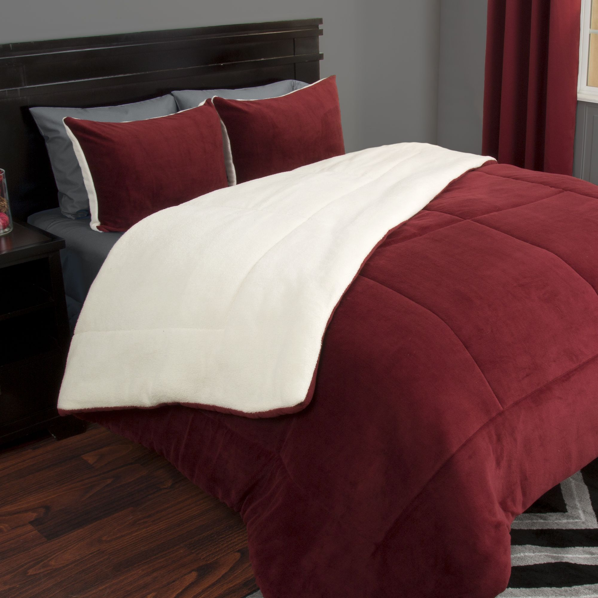 leopard burgundy print temara comforter warm multi set damask p bedding