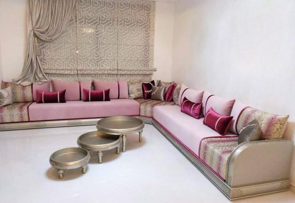 Canape Salon Marocain Moderne 2020