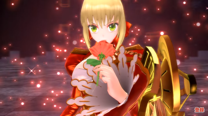 [GAMES] Soundless video for Fate/Extella previews gameplay