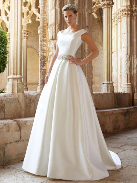 Resultado de imagen para vestido de novia sencillo 2015 | Novias ...