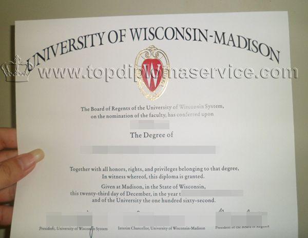 University of Wisconsin-Madison degree, buy fake USA degree. http ...