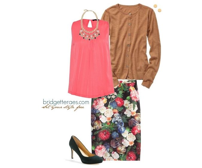 3ca3587bab8ad9 How to Wear Fall Florals to Work   my style   How to wear, Fashion, Fall