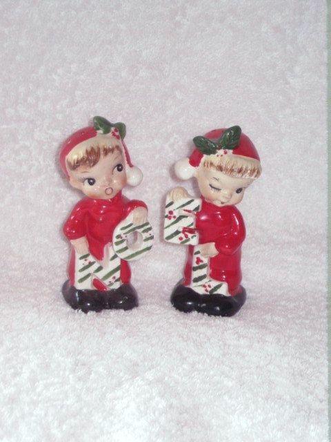 150 Christmas Salt Pepper Shakers Ideas Salt Pepper Shakers Shakers Christmas
