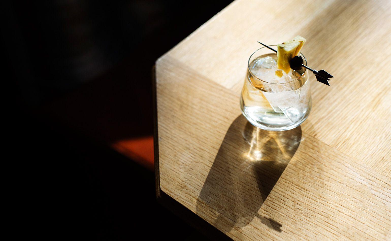 PUNCH Piña Colada Milk Punch Cocktail Recipe Recipe