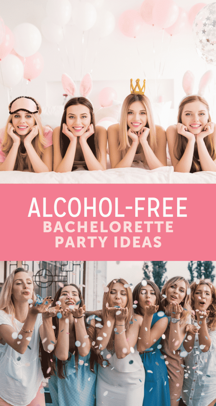 Alcohol Free Bachelorette Party Ideas In 2021 Bridesmaid Party Bachelorette Bridal Bachelorette Party Classy Bachelorette Party