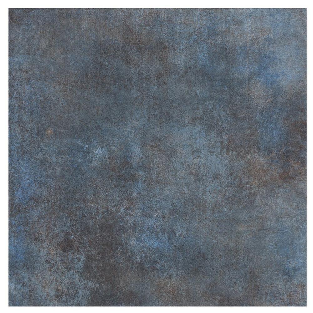 Brisbane Blue Polished Porcelain Tile With Images Modern Floor