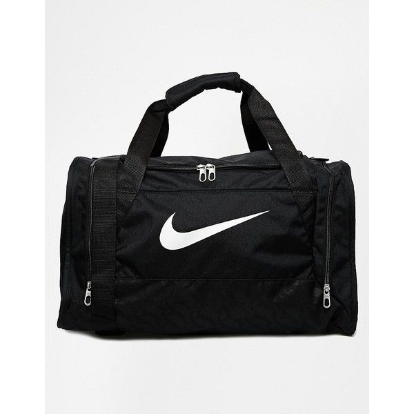 Nike Small Duffle Bag BA4831-001 ( 28) ❤ liked on Polyvore featuring men s  fashion, men s bags, black and mens duffel bags f808ff3283