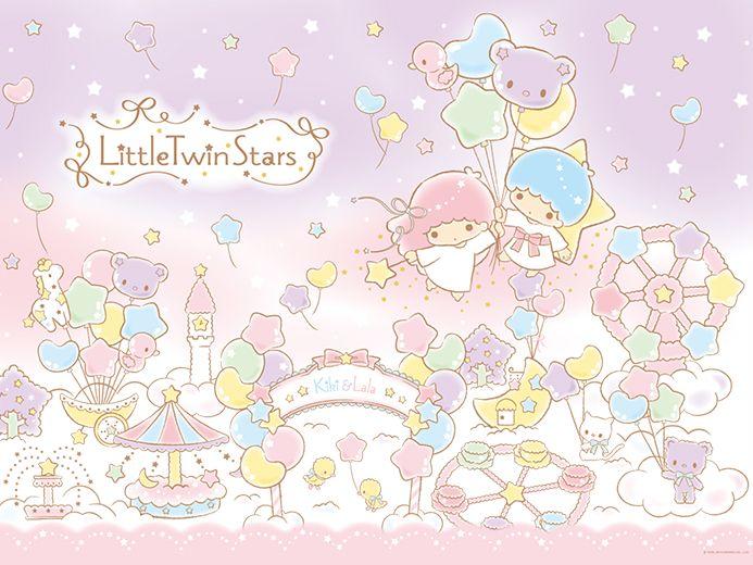 【2013.12】【SANRIO】いちご新聞 Strawberry News ★Little Twin Stars★
