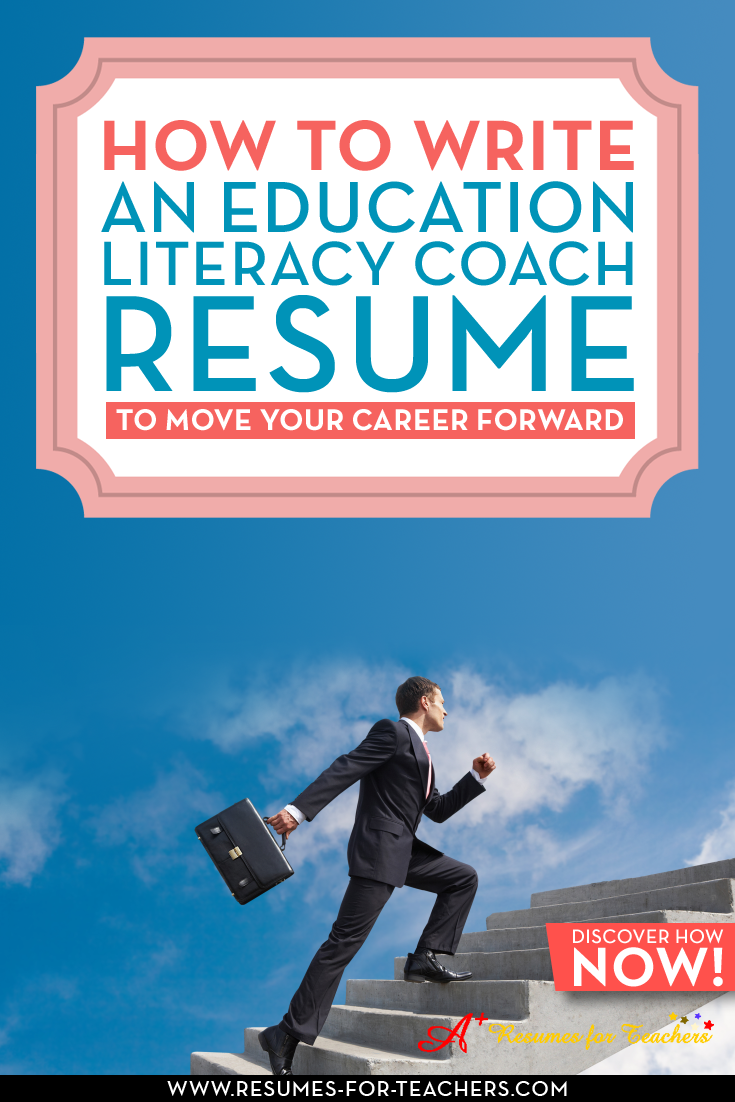 Discover How An Education Literacy Coach Can Write A Professional And Compelling Resume That Will Result