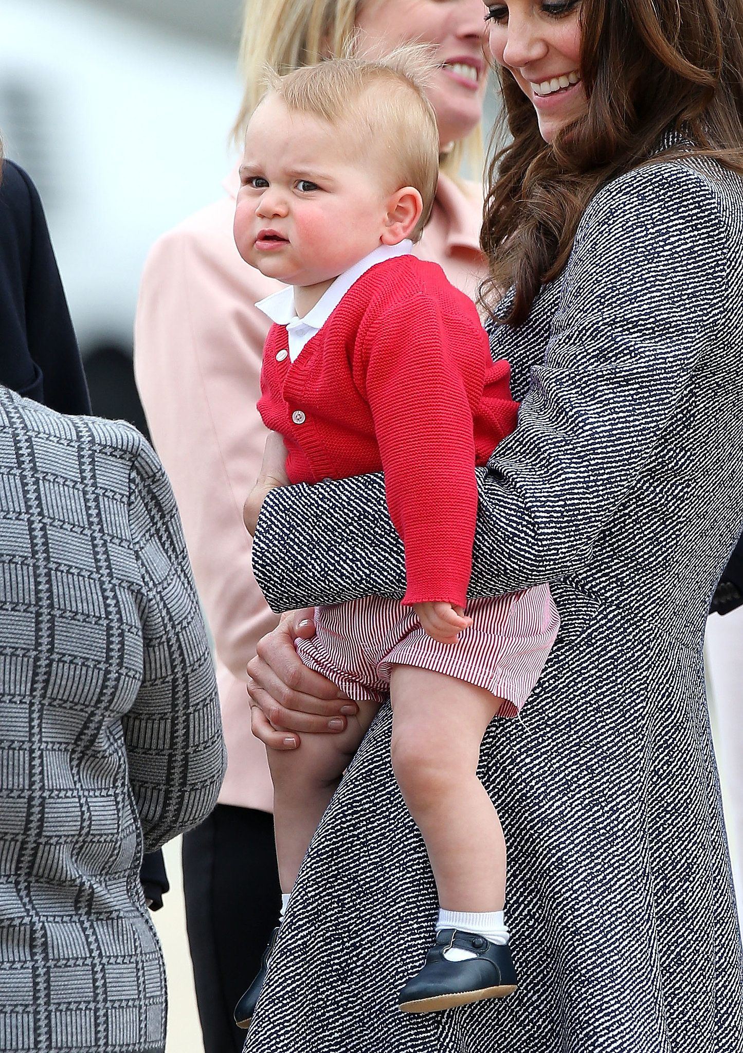 Celebrity Entertainment With Images Prince George Prince William And Kate Royal Babies