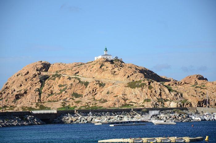 L Ile Rousse Et Dejeuner A L Escale Ile Rousse Tourisme Corse France