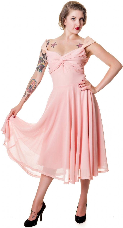 Julia Doll Dress Plain Flared Dresses In Stella And Doll Dress Retro ...