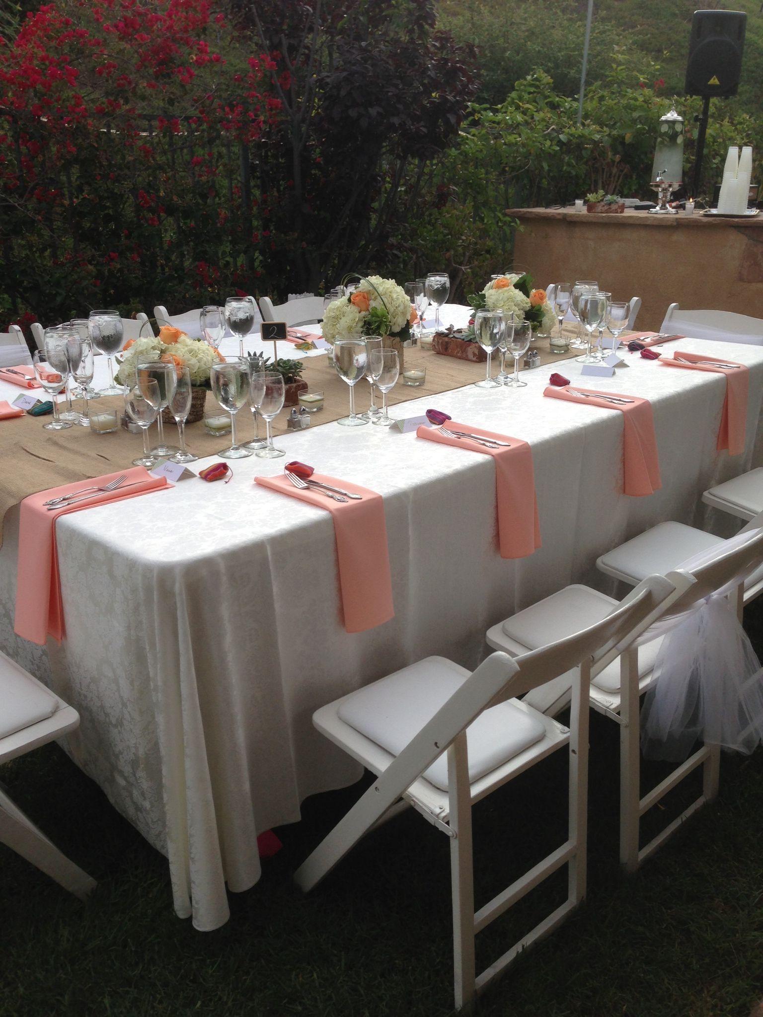 Formal dinner table decorations formal dinner setting  party planning  pinterest  formal dinner