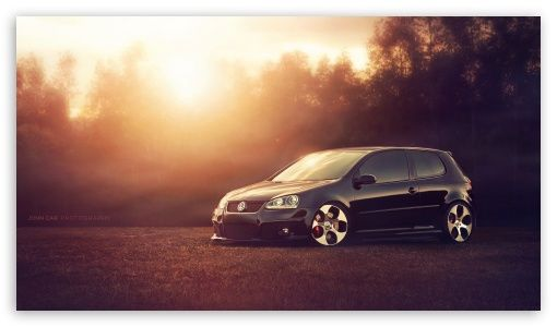 Download Volkswagen Golf Gti Mkv Hd Wallpaper