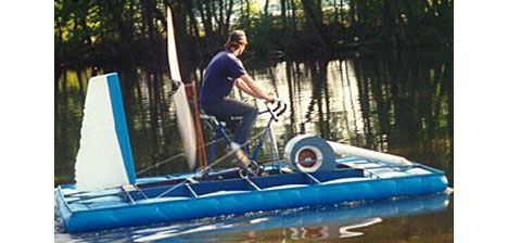 Universals pedal hovercraft is a 29 dollar do it yourself project universals pedal hovercraft is a 29 dollar do it yourself project kit for a pedal powered hovercraft made from bike parts wood tarp material that can be solutioingenieria Choice Image