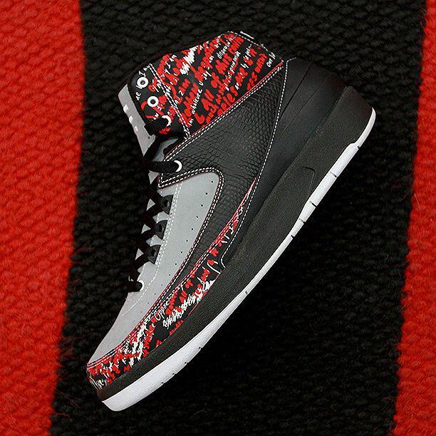 8a8415990ccae1 Jordan 2 Retro   Eminem Air Jordan Sneakers