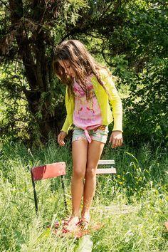 Cakewalk SS14, moda primaveral para niñas http://www.minimoda.es