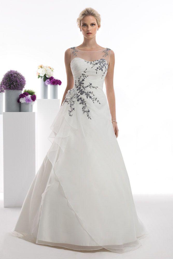 Traumhafte Brautkleider von Orea Sposa 2018 aus dem Hause Demetrios ...