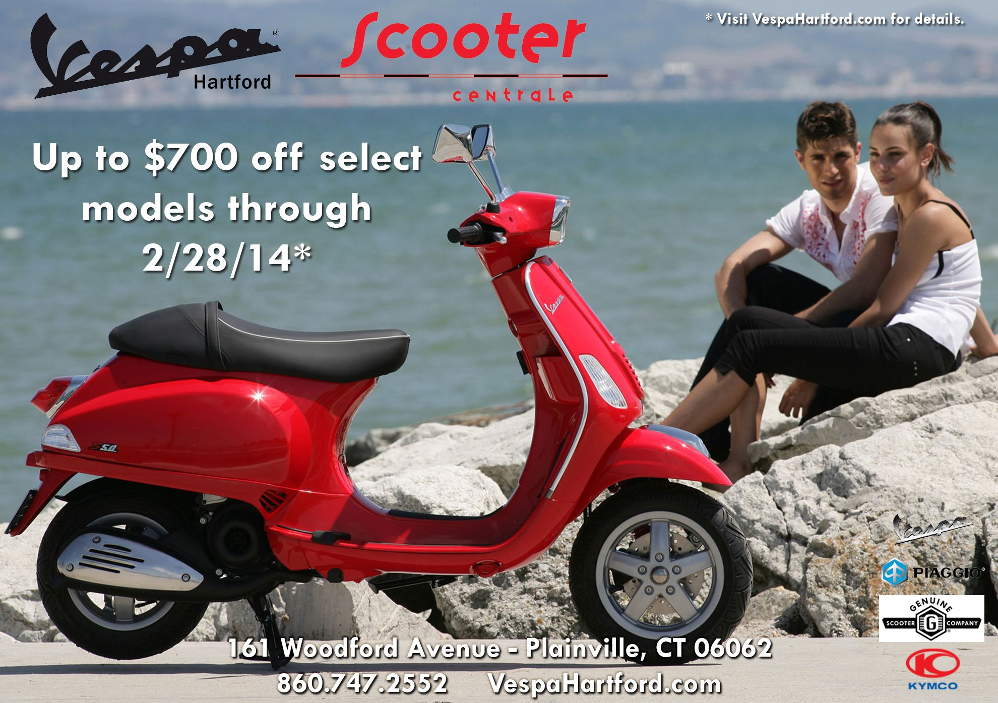 52 Best Specials & Offers from Vespa Hartford images in 2016