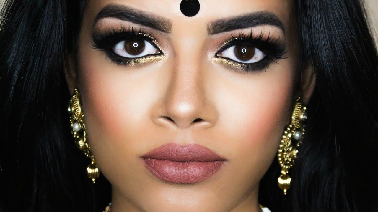 South Asian Bride Makeup Tutorial Bridal Makeup Tutorial South