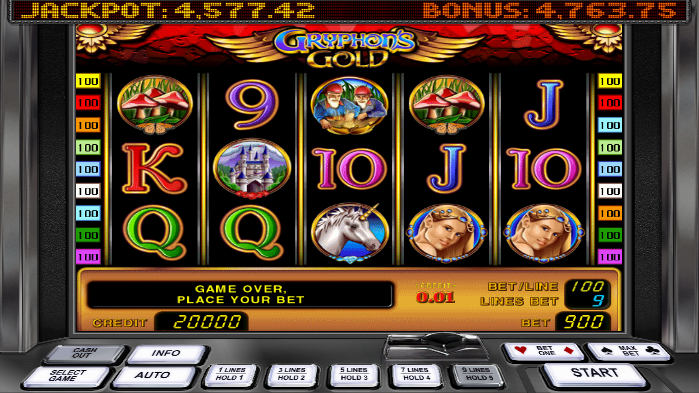 Игровые автоматы gnome скачать