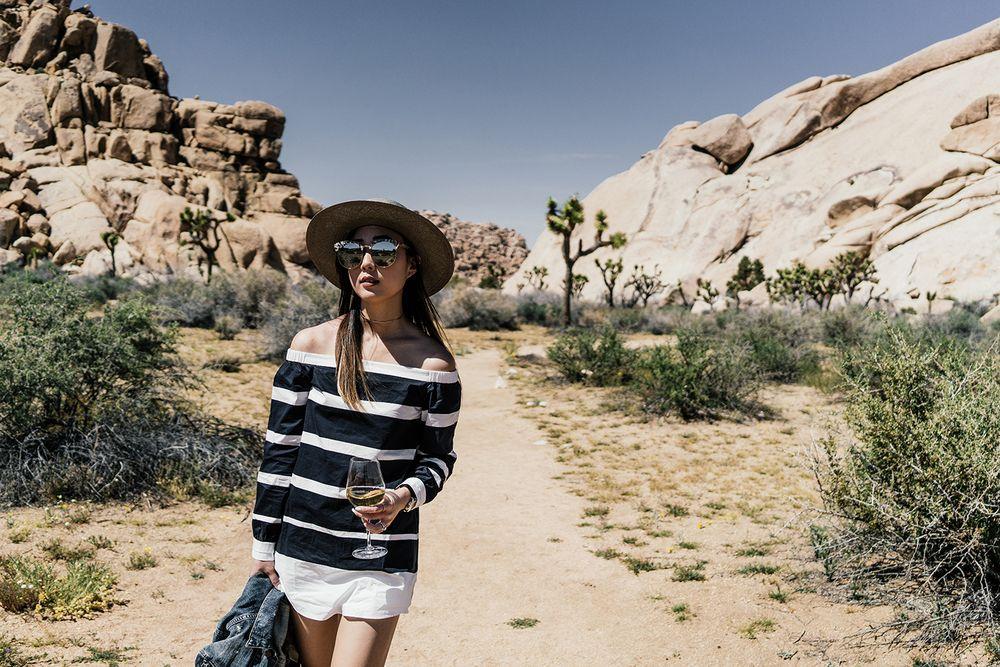Dom Pérignon P2 Experience in Palm Springs + Joshua Tree — Egg Canvas