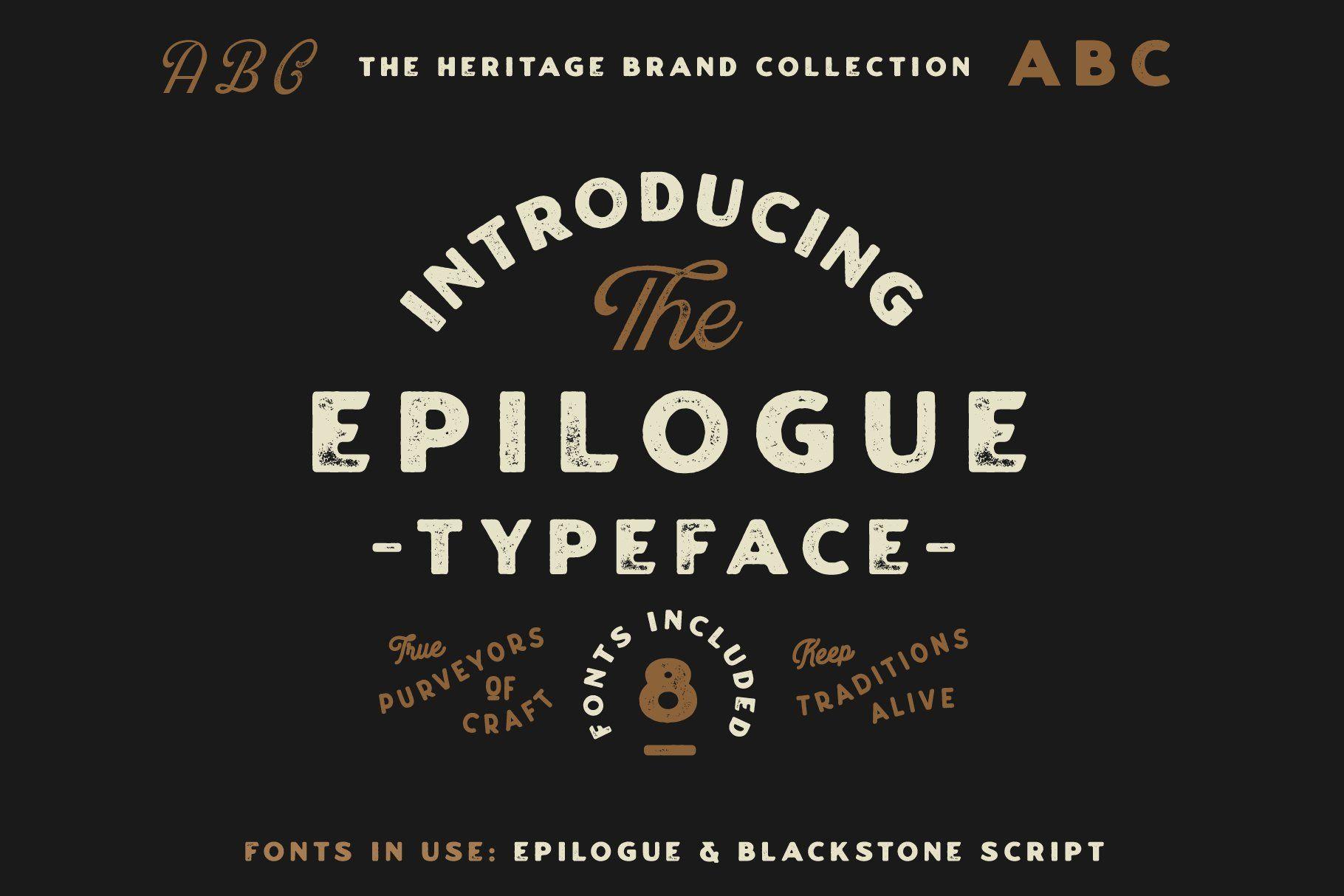 The Heritage Brand Collection trong 2020 (Có hình ảnh)