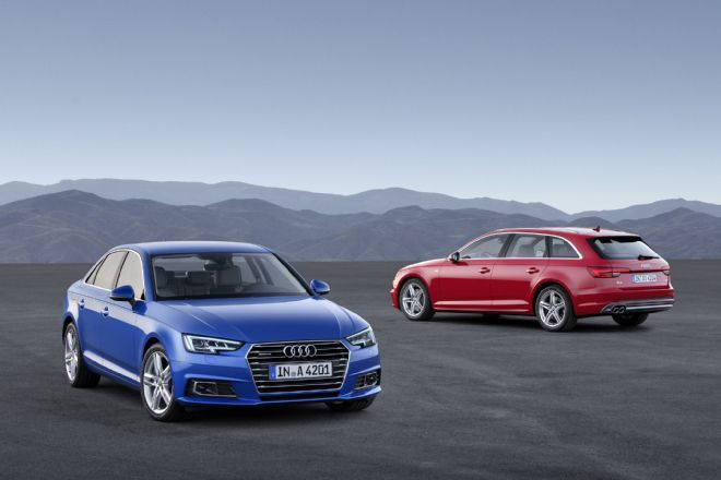 2017 Audi A4 Avant and Release date 2017 Audi A4 Avant and Release