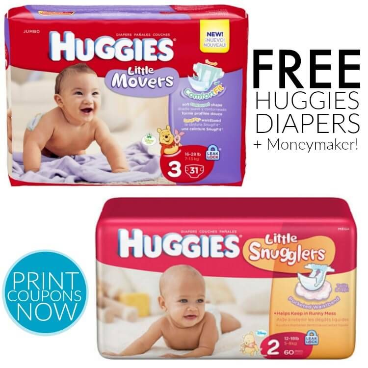 Hot Free Huggies Diapers Jumbo Packs Print Coupons Now Free Huggies Huggies Diapers Free Huggies Diapers