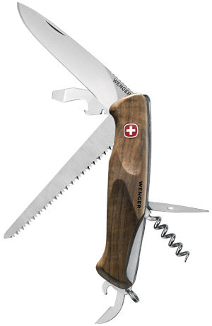 Rangerwood 55 16379 Wenger Swiss Army Knife Clothes