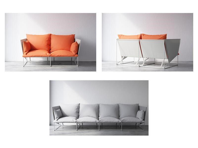 IKEA HAVSTEN outdoor sofa awarded with the Red Dot Award on ...