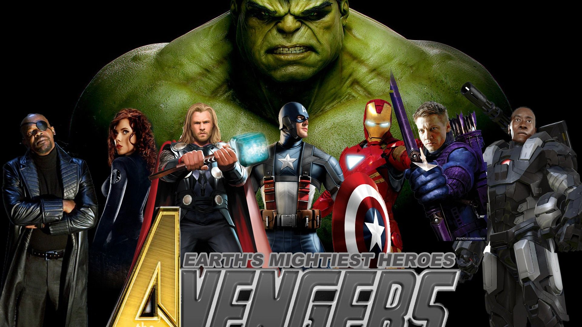 The Avengers Wallpaper Collection For Free Download HD