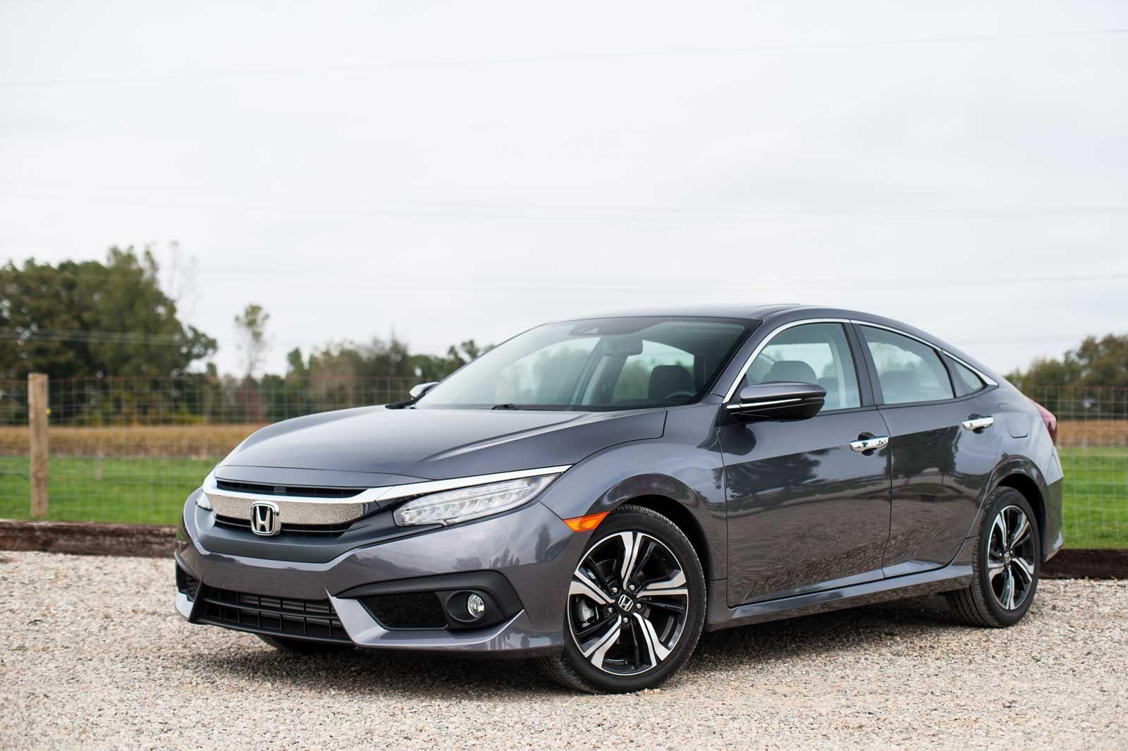 2016 Honda Civic Review AutoGuide News