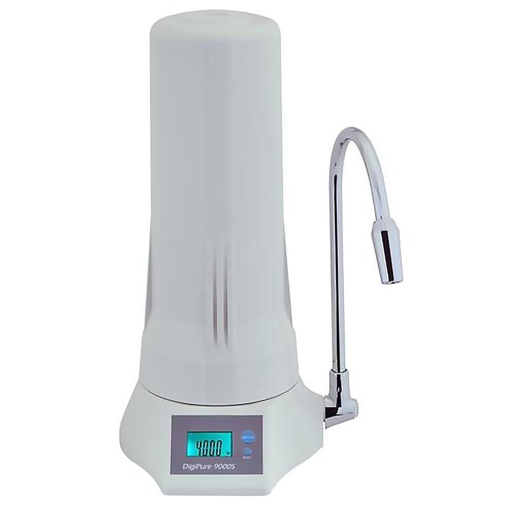 Anchor Usa 7 Stage Counter Top Filtration System With Lcd Display
