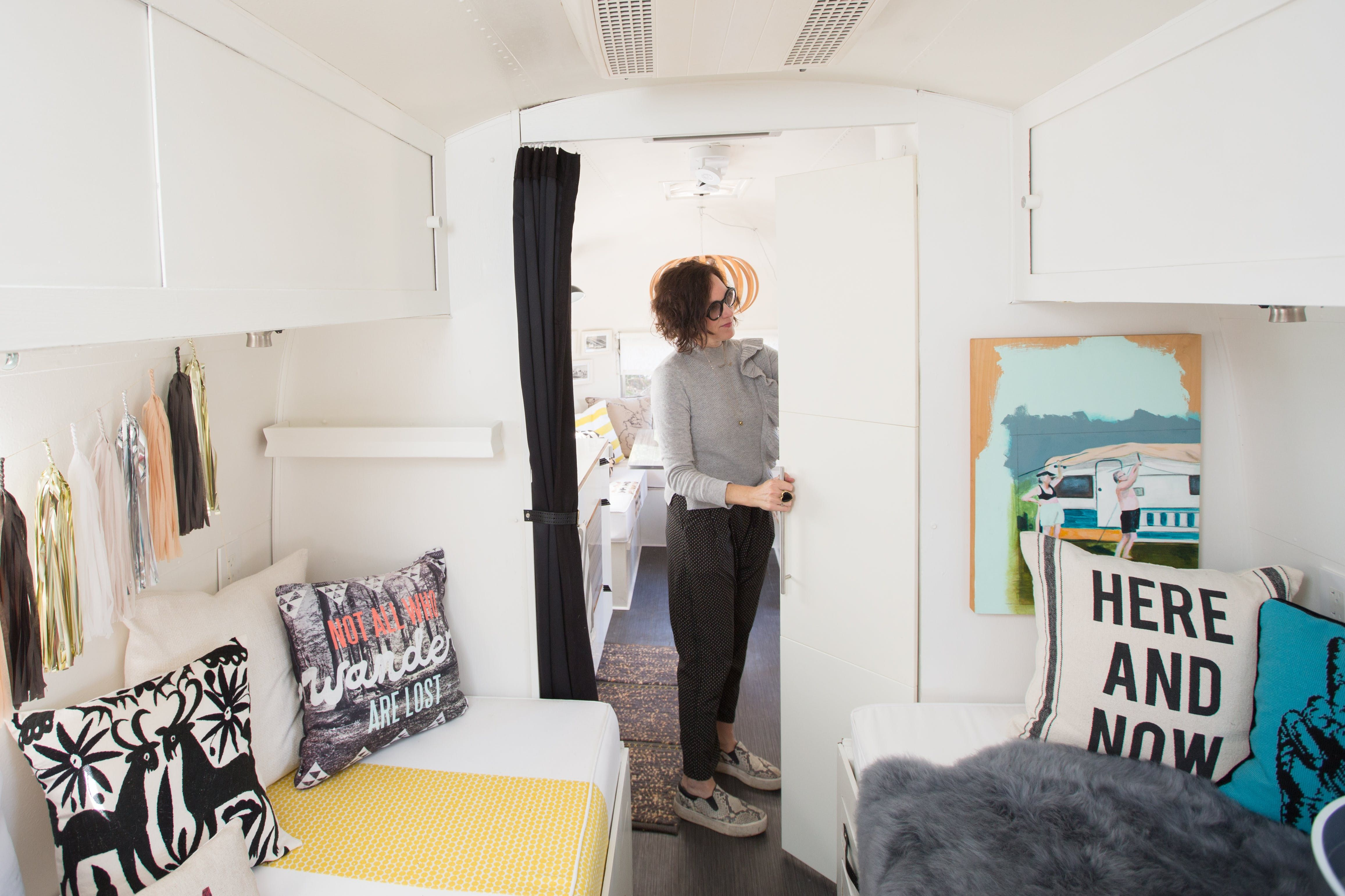 Tour a Delightfully Refurbished Airstream in New Orleans | Airstream ...